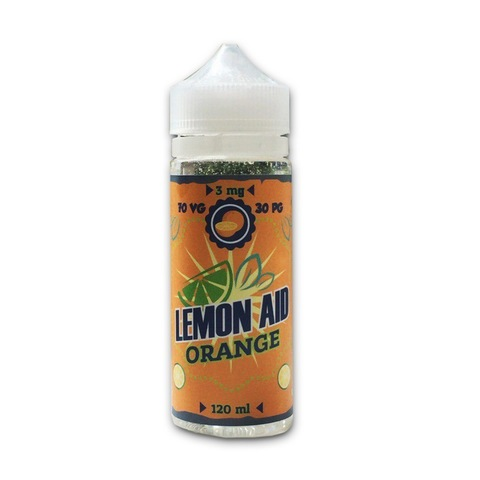 Lemon Aid: Orange