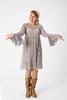 Описание платья-туники Noctua Tetra (автор Лена Родина)