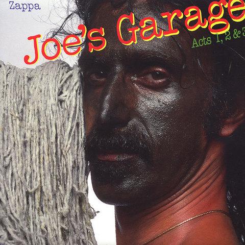 Frank Zappa / Joe's Garage Acts 1, 2 & 3 (3LP)