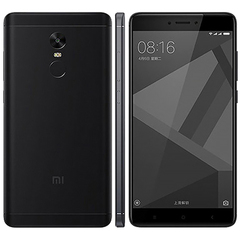 Xiaomi Redmi Note 4X 32GB Black - Черный