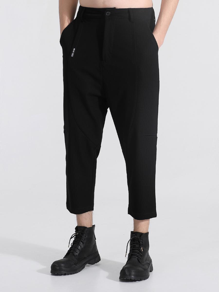 мужские хлопковые штаны
