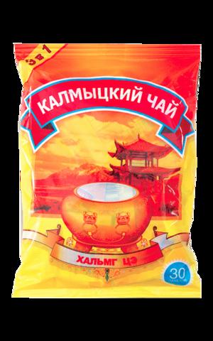 Чай Калмыцкий Хальмг Цэ 30 пак