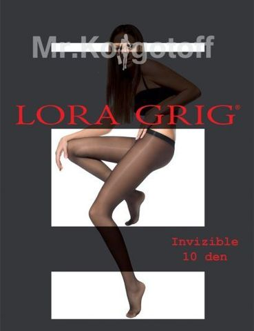 Колготки Lora Grig Invisible 10