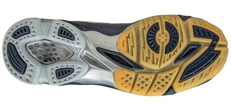 Мужские кроссовки для волейбола Mizuno Wave Lightning Z2 (V1GA1600 14) синие фото