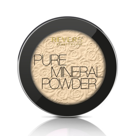 REVERS Пудра 9г MINERAL PURE №20 (*3)