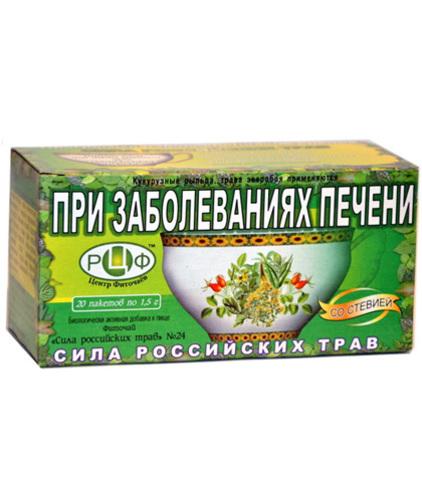Фитосанитарная сила российских трав № 24