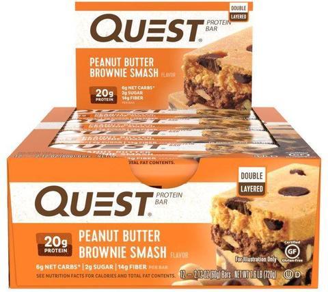 QuestBar - протеиновый батончик