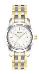 Женские часы Tissot T033.210.22.111.00 Classic Dream Lady