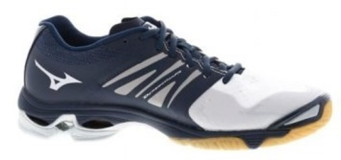 Мужские волейбольные кроссовки Mizuno Wave Lightning Z2 (V1GA1600 14) синие фото