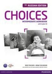 Choices Russia Intermediate Workbook & Audio CD...