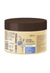 Бальзам-восстановление с маслом льна для повреж...