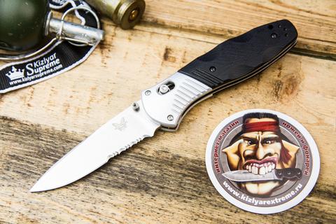Складной нож Barrage 581s полуавтомат