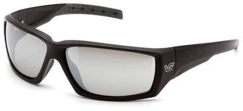 Очки баллистические стрелковые Pyramex Overwatch VGSB770T Anti-fog зеркально-серые 16%