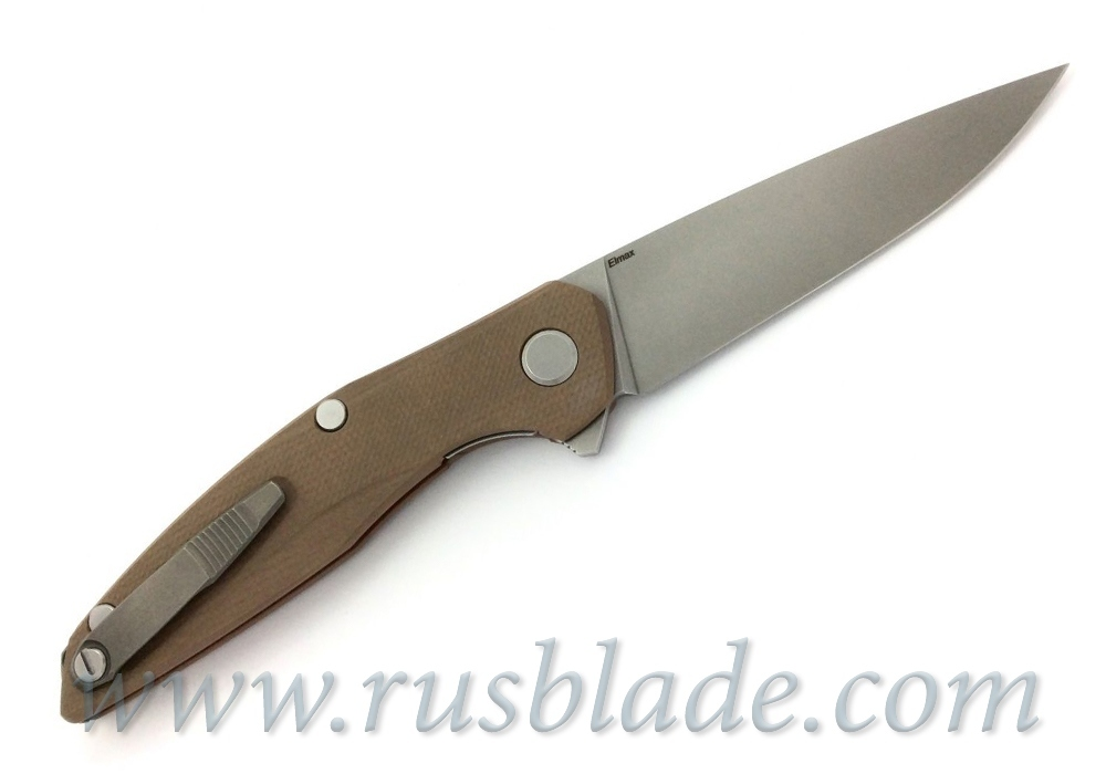 Shirogorov 111 Elmax G10 3D Light-Brown MRBS