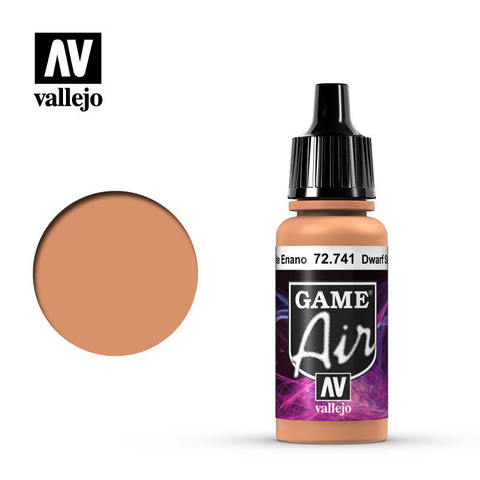 Game Air Dwarf Skin 17 ml.