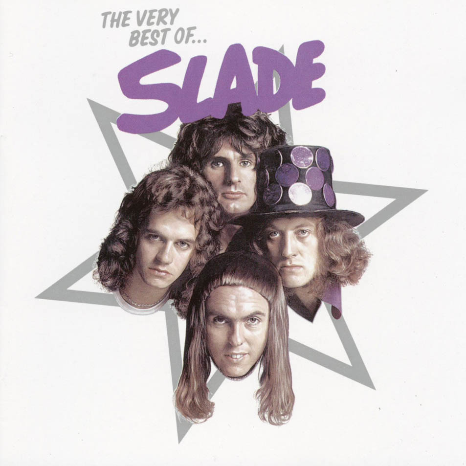 Slade - Coz I Luv You / Know Who You Are