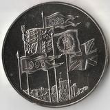 1996 P3144 Великобритания 5 фунтов 100 лет со дня рождения Королевы