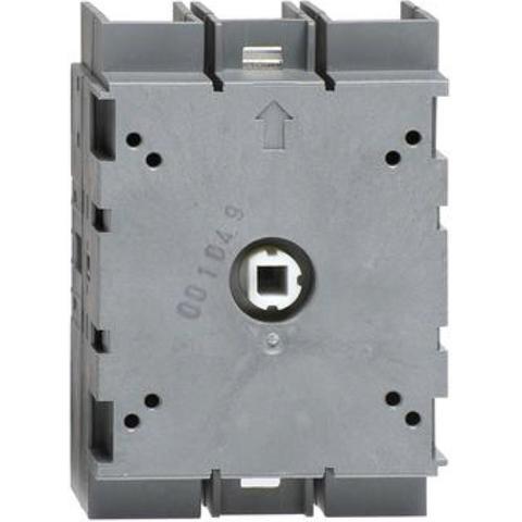 Выключатель нагрузки-рубильник до 100 A, 3-полюсный OT100FT3. ABB. 1SCA105023R1001