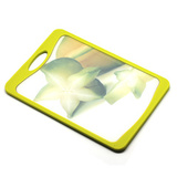 Кухонная доска FLUTTO 37 x 25 см, артикул FM-GC, производитель - Microban
