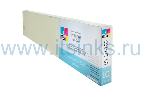 Картридж для Mimaki LH-100 Light Cyan 600 мл