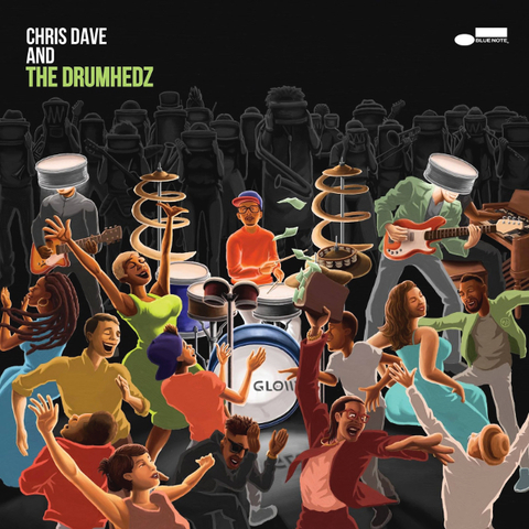 Chris Dave And The Drumhedz / Chris Dave And The Drumhedz (2LP)