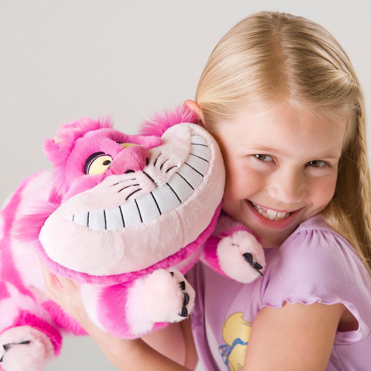 Мягкая игрушка «Чеширский Кот» Disney - 35 см