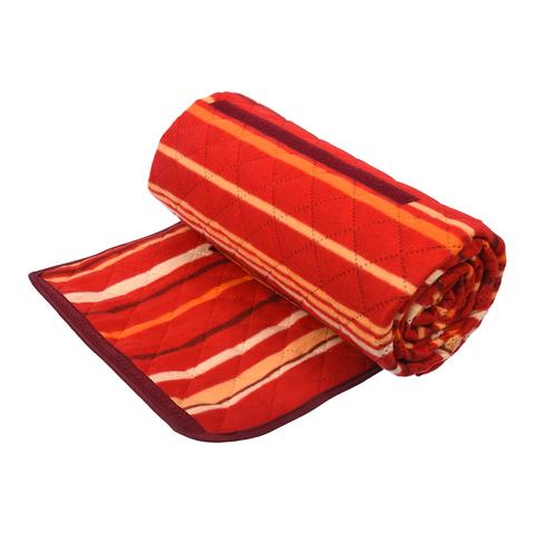 Плед 150х130 см с влагостойкой подложкой
