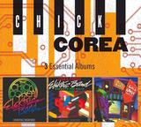 Chick Corea / 3 Essential Albums (3CD)