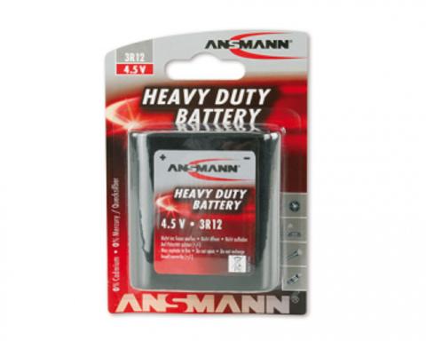 Батарейка 3R12 ANSMANN 4.5V