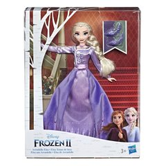Кукла Disney Princess Hasbro Холодное сердце 2 Делюкс Эльза E6844EU4