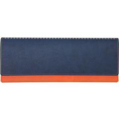 Планинг недат. синий+оранжевый,оранж.прострочка,340x130мм,57л АТТАСНЕBizon