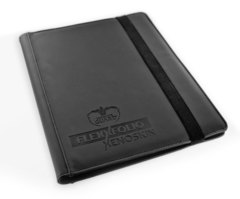 Ultimate Guard - Черный гибкий альбом XenoSkin на 360 карт (3х3)