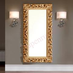 Зеркало DUPEN (Дюпен) PU049 (80*190) золото