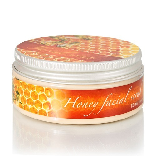 Скраб для лица Мед Thai Traditions Honey facial scrub 75мл