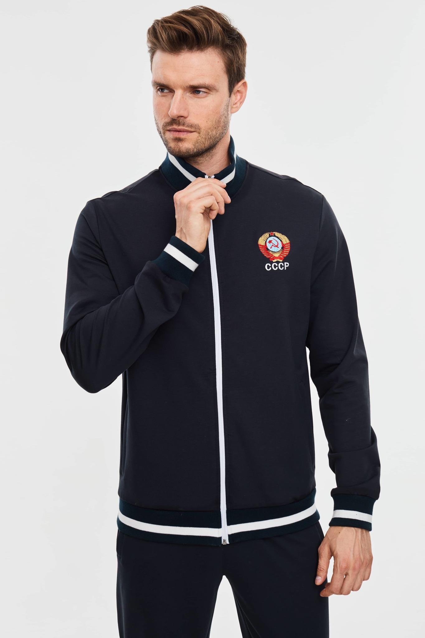 Спортивный костюм СССР синий