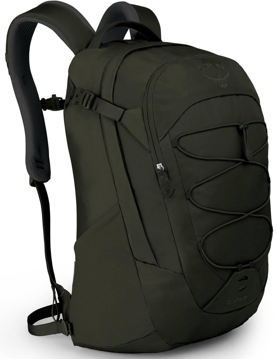 Городские рюкзаки Рюкзак Osprey Quasar 28 Cypress Green Quasar_F19_Side_Cypress_Green_web.jpg