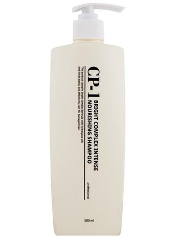 Интенсивно восстанавливающий шампунь с протеинами Esthetic House CP-1 Bright Complex Intense Nourishing Shampoo
