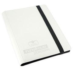 Ultimate Guard - Белый гибкий альбом XenoSkin на 360 карт (3х3)