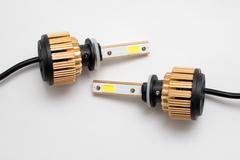 Комплект LED ламп головного света C-3 G6 H27 ,12V