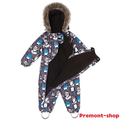 Комбинезон Premont для девочек и мальчиков Зоопарк Калгари WP83003