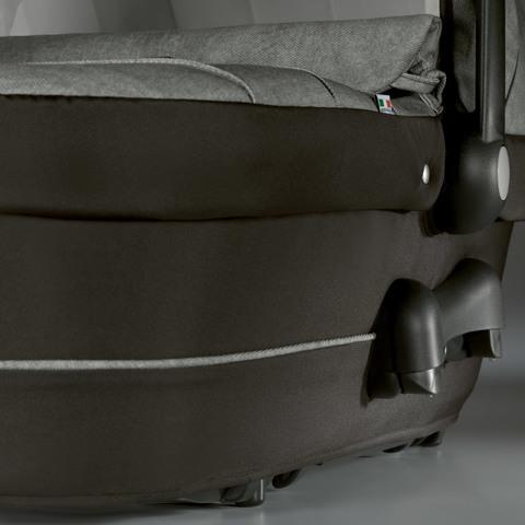 Cam Dinamico Up Smart коляска для новорожденных