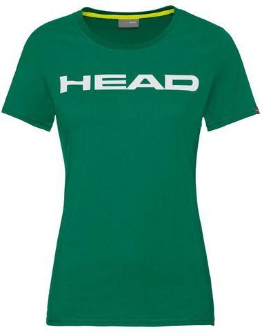 Женская теннисная футболка Head Club Lucy T-Shirt  / 814459-GEWH