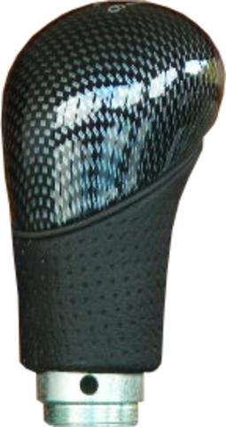 Ручка рычага КПП MOMO Shadow Carbon (6 ст)