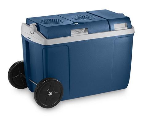 Автохолодильник термоэлектрический на колесах Mobicool W38