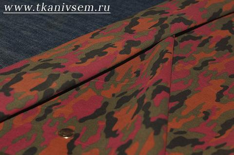 Деним-стрейч (милитари) 01-46-09213