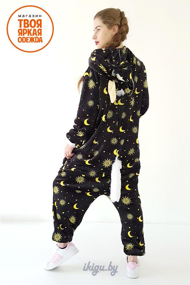 Пижамы кигуруми Лунный Единорог luna3.jpg