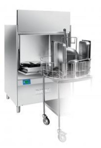 фото 1 Машина посудомоечная гранульного типа Dihr Granules 900 plus на profcook.ru