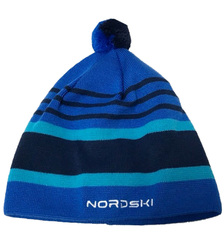 Шапка Nordski Bright Blue