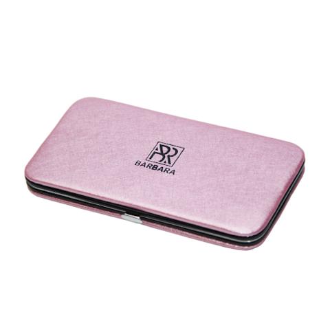 Магнитный пенал для пинцетов Barbara (светло-розовый)