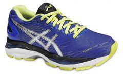 Женские кроссовки для бега Asics Gel-Nimbus 18 (T650N 4893) синие